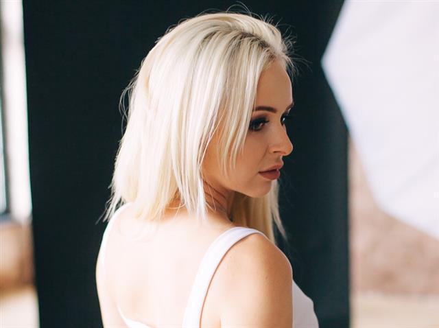 Ich bin Deine blonde Versuchung